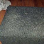 las manchas del sofa