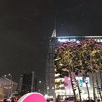 Sights at Night near Hotel