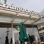 starbucks cafeの写真