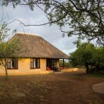 Our 5 bed rest hut at Mpila