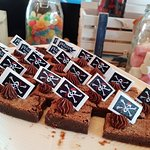 brownies with pirate theme