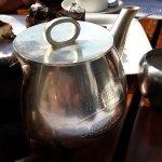Darjeeling tea pot
