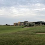 Hotel from Golf Course