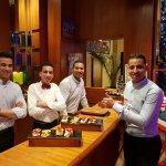 L'équipe bar La Scala : pro, jeune et hyper serviable
