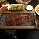 Excellent ribs