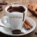 ¿¿Te apetece un chocolate caliente??