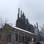 SteelStacks and visitors center