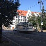 """Bydgoskie Linie Turystyczne - zabytkowy tramwaj """"Dziadek Herbrand"""""""