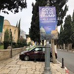 Photo de Jerusalem International YMCA, Three Arches Hotel