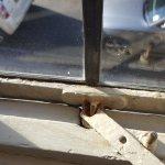 Gaps in window when closed