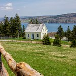 Enjoy the views of the Highland Village that is centrally located on the Bras d'Or Lake.