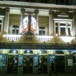 Theatreland at night is stunning....