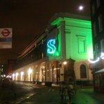 Theatre + Bus Stop