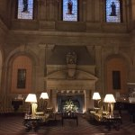 The stunning Main Hall