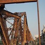 Photo of Long Bien Bridge