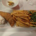 Shrimp & Chips - £12