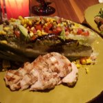 Signature Grilled Santa Fe Caesar with Chicked