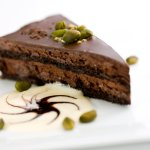 Sweet Julia desserts in Prisank Coffeehouse