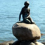 The Little Mermaid - Copenhagen 2002