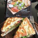 ภาพถ่ายของ Lucky 13 Sandwich - Nai Harn