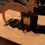 Dessert option - delightful!