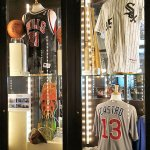 Merchandising at Harry Caray's Tavern