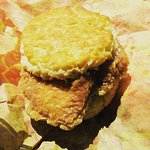 Biscuits are not just for Breakfast! The best chicken sandwich is our Chicken Biscuit!
