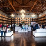 Host your next private event in our stunning Barrel Room.