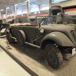 Bild från Arsenalen - Sveriges Försvarsfordonsmuseum