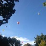 Balloons everywhere!)