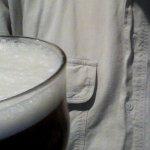 Served a short pint