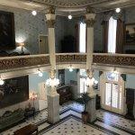 Victorian Lobby