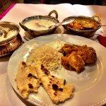 Madras chicken curry