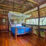 Deluxe Cabana Interior