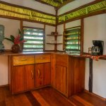 Deluxe Two-Bedroom Cabana Kitchinette