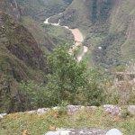 vista desde el huayna