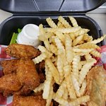 Bowls, wings, Philly, wraps, burgers and more
