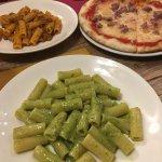 Photo de Pizzeria la Tana