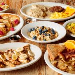 Hearty Country Breakfasts served at the Bright Morning Inn