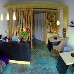 Un espacio diseñado para desconectarte y relajarte profundamente en un ambiente fresco y cómodo.