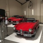 Foto de El Museo del Motor de Franschhoek