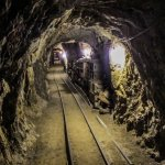 inside the real mine