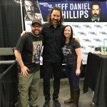 We met Jeff Daniel Phillips (Westworld/Gifted/31).