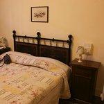 simple, clean rooms