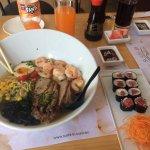 Foto de sushi in