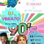 We miss the 90's sooo damn bad...Well let's throw in another 90'S NITE!!!