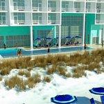 Photo of Hampton Inn & Suites Panama City Beach-Beachfront