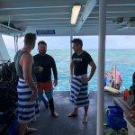Blue Dive Port Douglas Foto