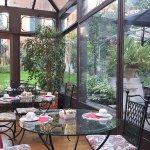 Breakfast Room/Wintergarden - nice and warm in winter!