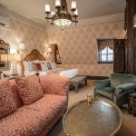 Furnished with Moroccan influences, The Chanler's newest guest room transports you to North Afri